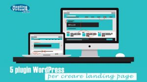 5 plugin WordPress per creare landing page