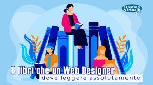 8 libri che un web designer deve leggere assolutamente