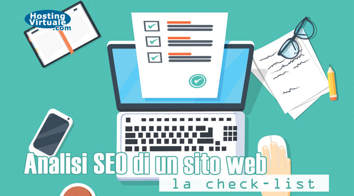 Analisi SEO di un sito web: la check-list