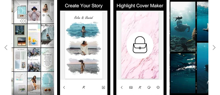 App Storyart