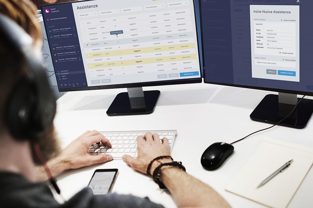 Assistenza remota Livecare Support