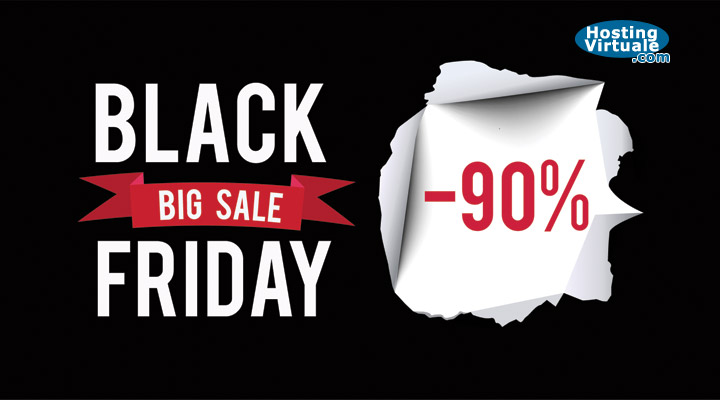 Black Friday 2019: sconti fino al 90%