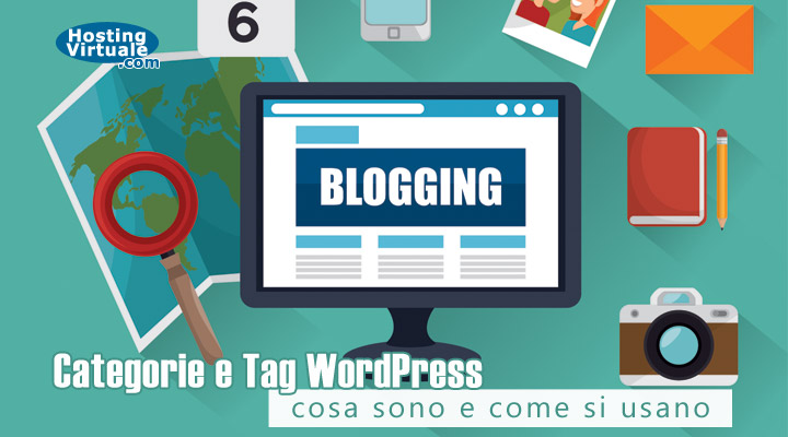Categorie e Tag WordPress: cosa sono e come si usano