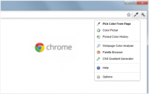 Estensioni Chrome: Colorzilla