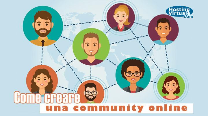 Come creare una community online