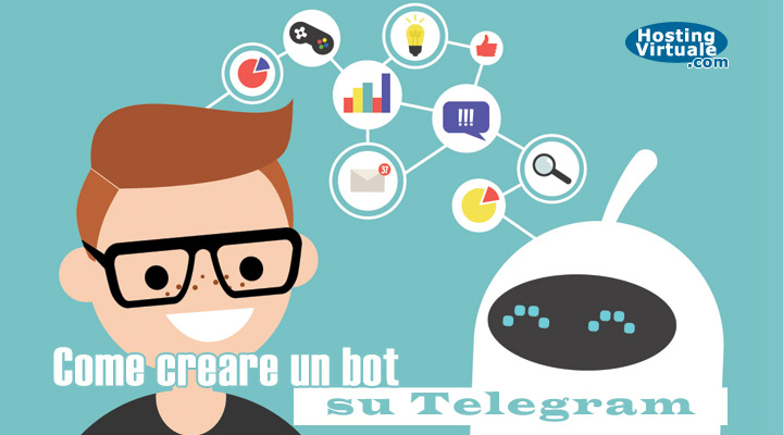 Come creare un bot su Telegram