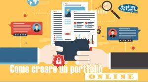 Come creare un portfolio online