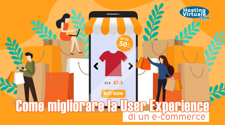 Come migliorare la user experience di un e-commerce