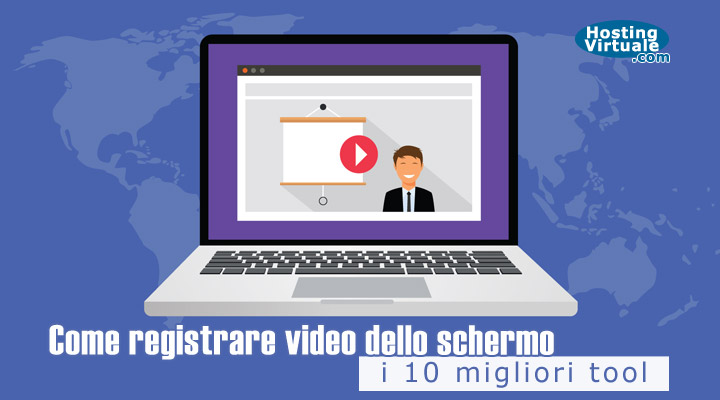 Come registrare schermo del PC