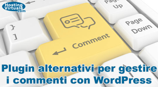 Commenti con WordPress