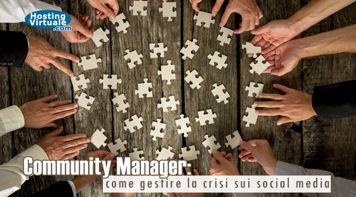 Community Manager: come gestire la crisi sui social media