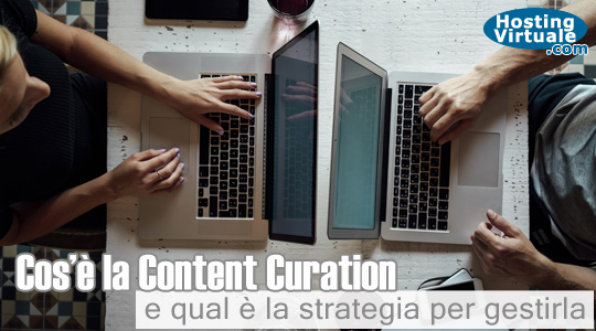 Content Curation significato