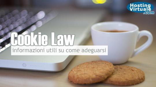 Cookie Law, informazioni utili su come adeguarsi