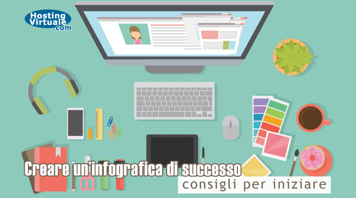 Creare un'infografica di successo: consigli per iniziare