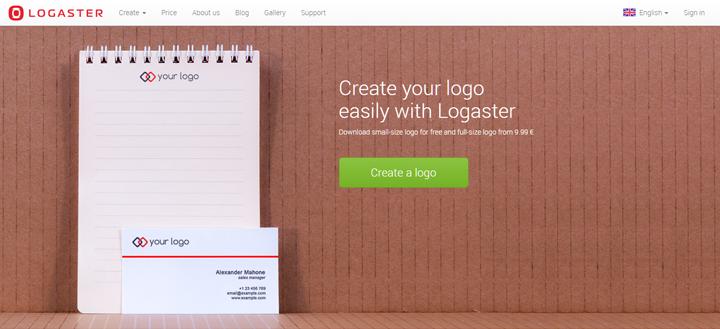 creare un logo online | logaster