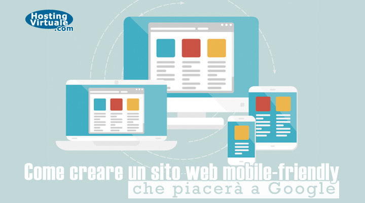 mobile friendly | sito web responsive