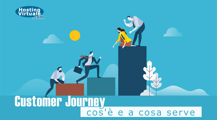 Customer Journey: cos'è e a cosa serve