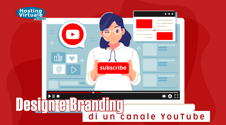 Design e Branding di un canale YouTube
