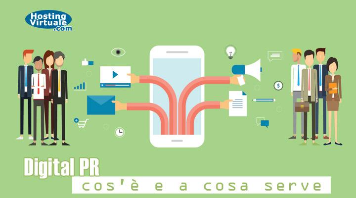 Digital PR: cos'è e a cosa serve