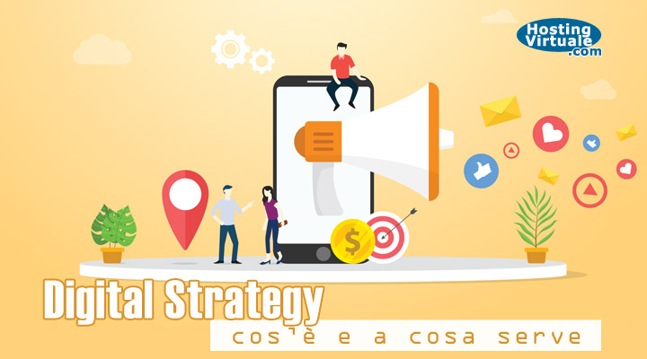 Digital Strategy: cos'è e a cosa serve