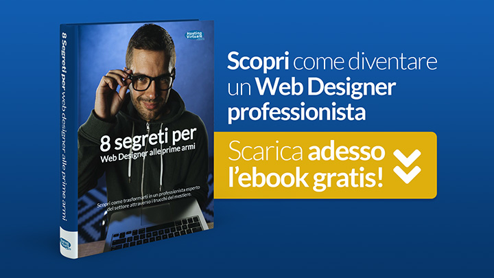Diventare Web Designer Professionista