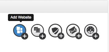 DropMySite: aggiungere un sito web