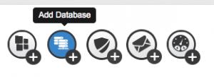 Cloud Backup: aggiungi database