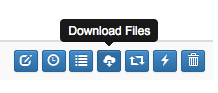 Dropmysite download database