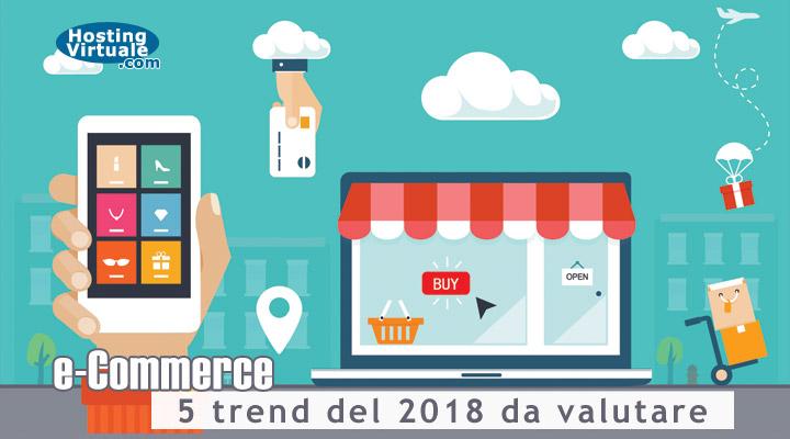 ecommerce trend 2018