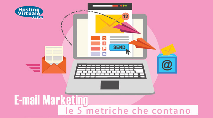 E-mail Marketing: le 5 metriche che contano