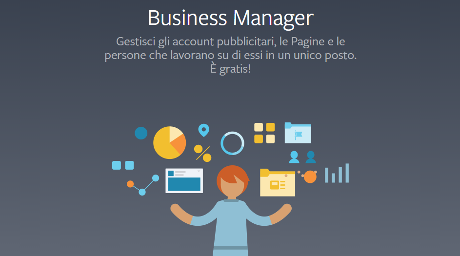 Facebook business manager