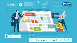 facebook trend 2018
