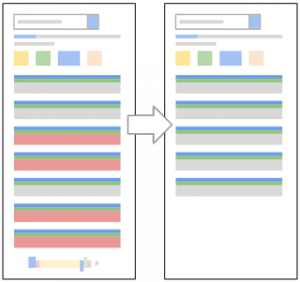 Google: risultati di ricerca ripuliti dallo spam