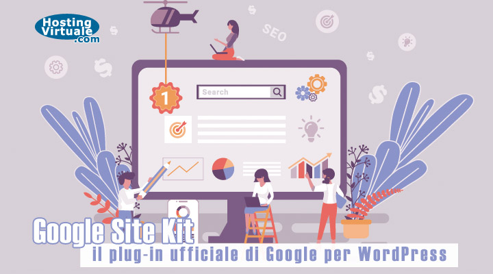 Google Site Kit: il plug-in ufficiale di Google per WordPress
