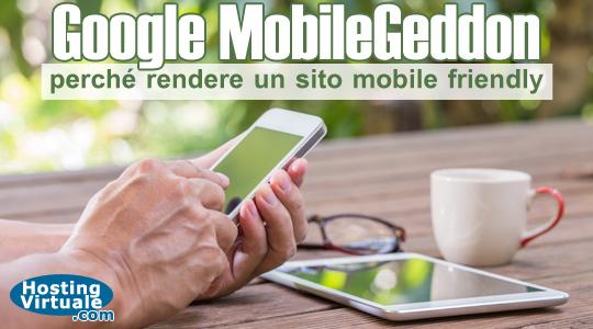 Google MobileGeddon: perché rendere un sito mobile friendly