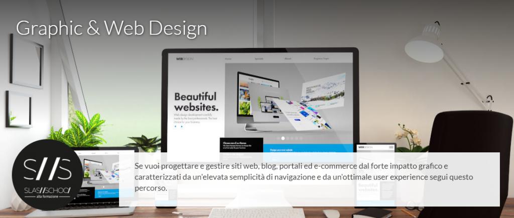 Graphic e Web Design a cura di Slash School