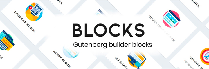 Blocks - Gutenberg builder blocks
