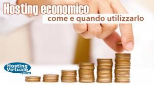Hosting economico: come e quando utilizzarlo