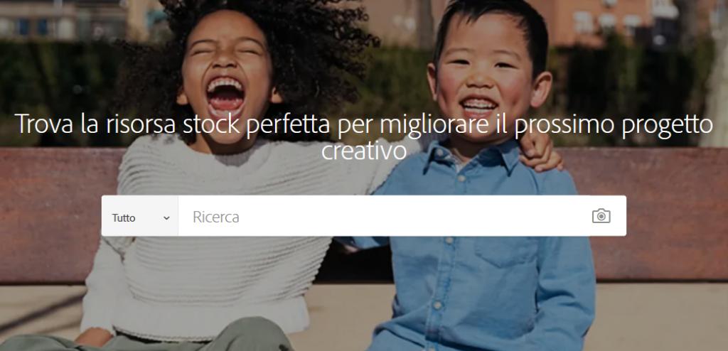 Immagini Professionali con Adobe Stock