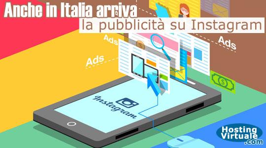 Anche in Italia arriva la pubblicità su Instagram
