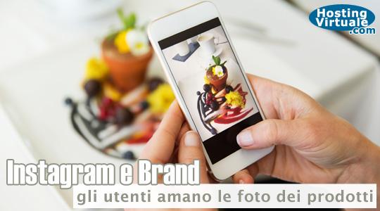 Instagram e Brand: gli utenti amano le foto dei prodotti