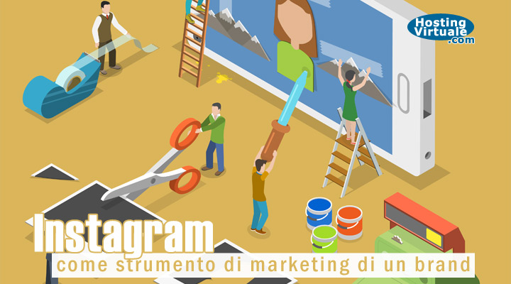 Instagram come strumento di marketing di un brand
