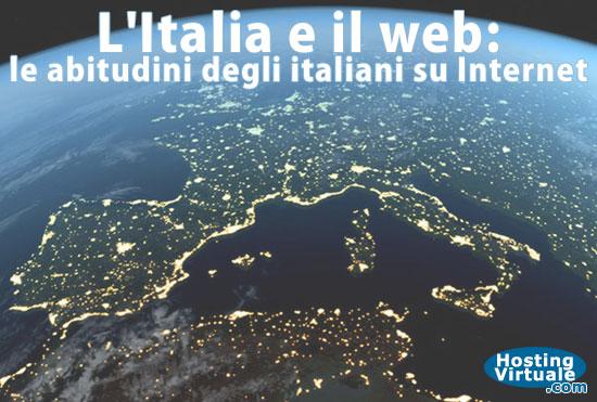 L'Italia e internet