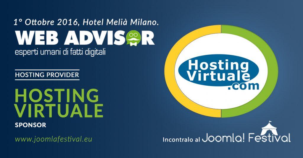 Offerta hosting Joomla Festival