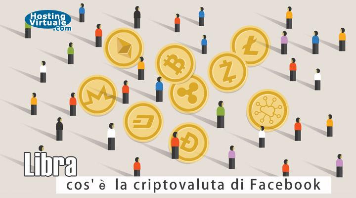 Libra: cos'è la criptovaluta di Facebook