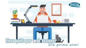Linee guida per web designer alle prime armi