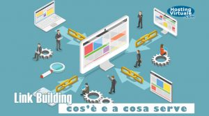 Link Building: cos'è e a cosa serve