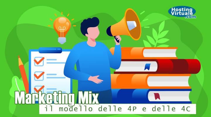 Marketing Mix: il modello delle 4P e delle 4C