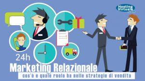 Marketing Relazionale: cos'è e quale ruolo ha nelle strategie di vendita