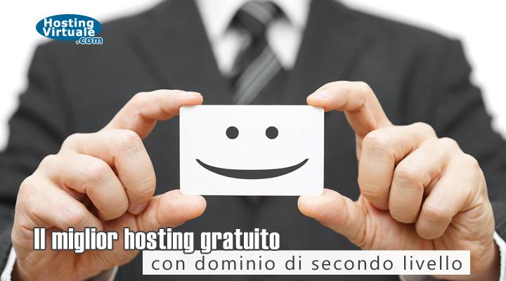 miglior hosting gratuito